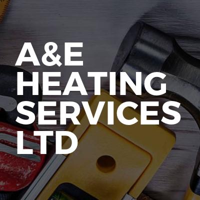 A&E Heating Services Ltd