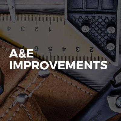 A&E Improvements