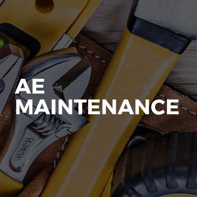 AE Maintenance