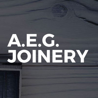 A.e.g. Joinery