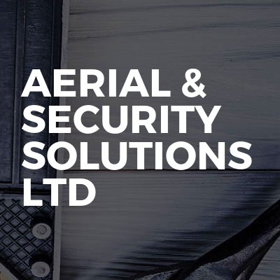 Aerial & Security Solutions Ltd