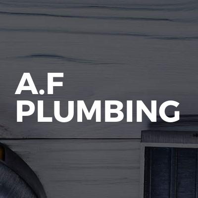A.F PLUMBING