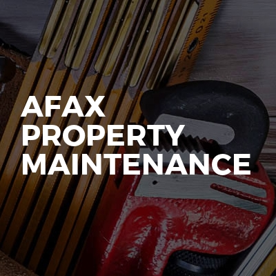 AFAX Property Maintenance