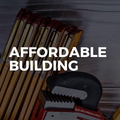 Affordable building