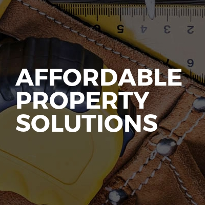 Affordable Property Solutions