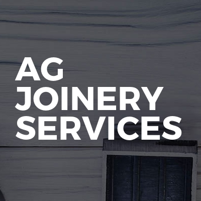 AG Joinery Services