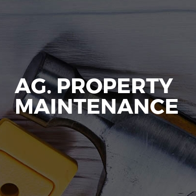 Ag. property  maintenance