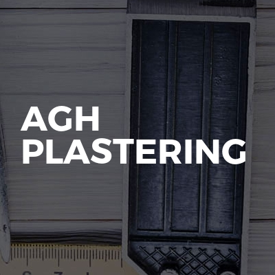 AGH Plastering