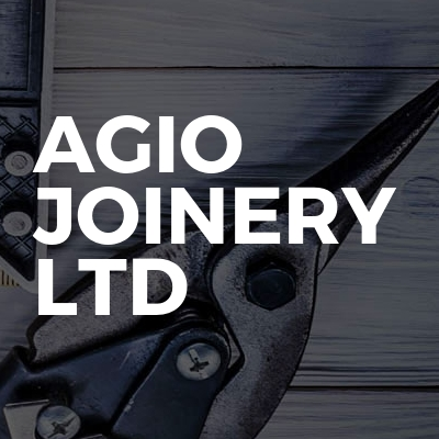 AGIO Joinery Ltd