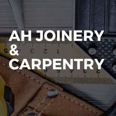 AH Joinery & Carpentry