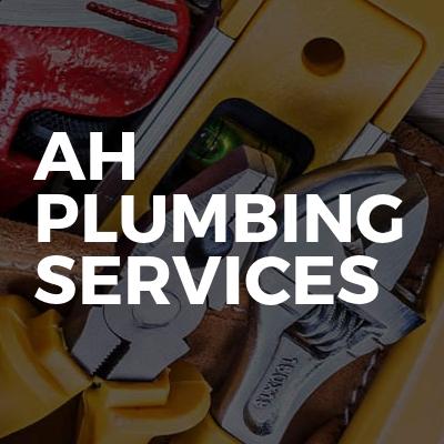 AH plumbing services