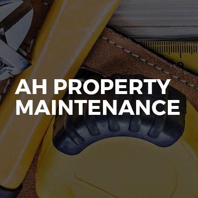 Ah Property Maintenance
