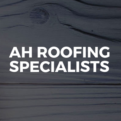AH Roofing specialists
