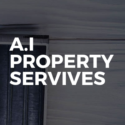 A.I Property Servives
