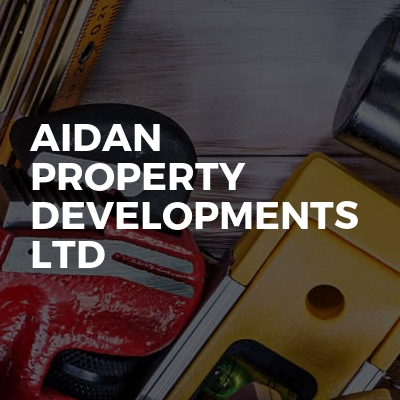 Aidan Property Developments Ltd