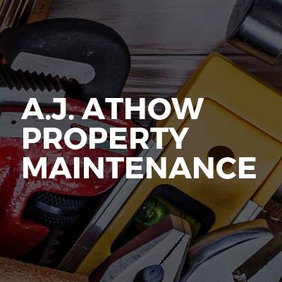A.j. Athow Property maintenance