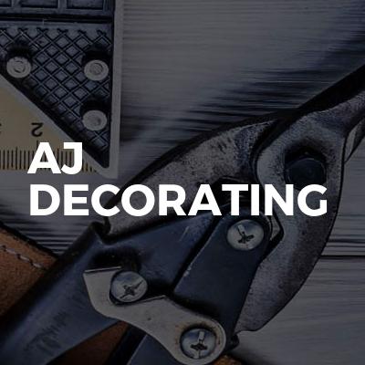 AJ Decorating