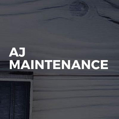 AJ Maintenance