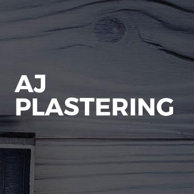 AJ Plastering