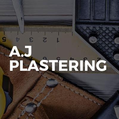 A.J Plastering