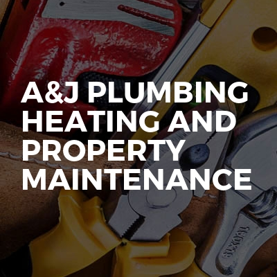 A&j Plumbing Heating And Property Maintenance