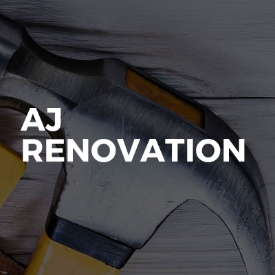 Aj renovation