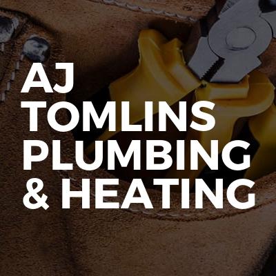 AJ Tomlins Plumbing & Heating