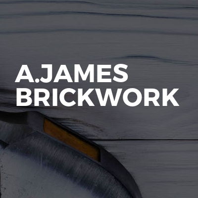 A.james Brickwork