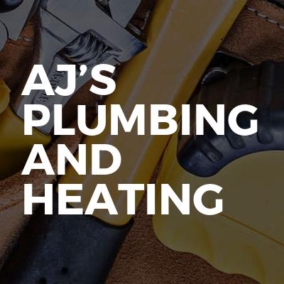 Aj's plumbing and heating