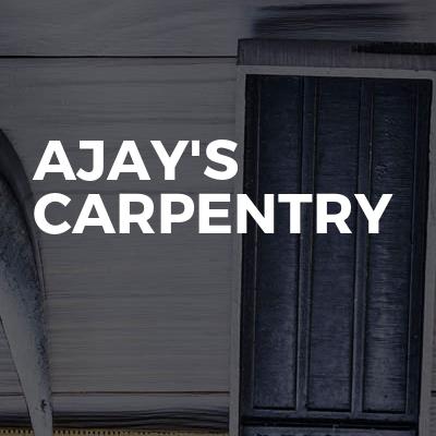 Ajay's Carpentry