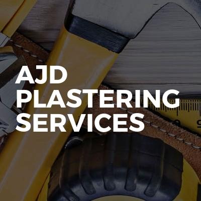 AJD PLASTERING SERVICES