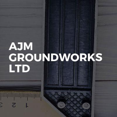 AJM GROUNDWORKS LTD