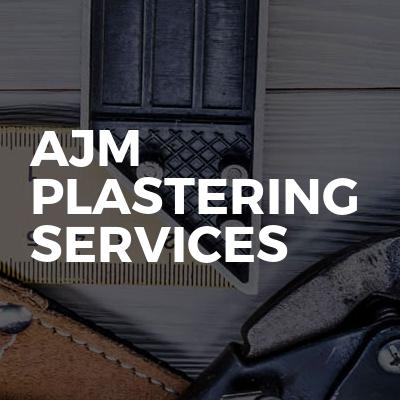 AJM Plastering Services