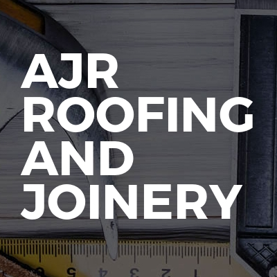 AJR Roofing And Joinery