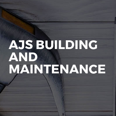AJS Building and Maintenance