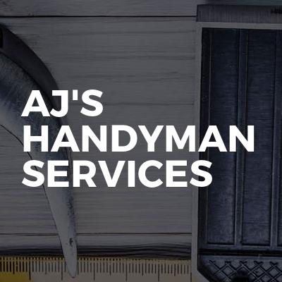 AJ's Handyman Services