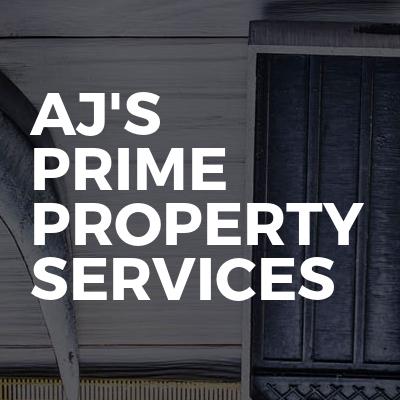 AJ's Prime Property Services