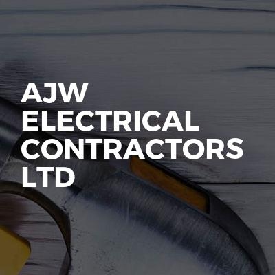 AJW Electrical contractors Ltd