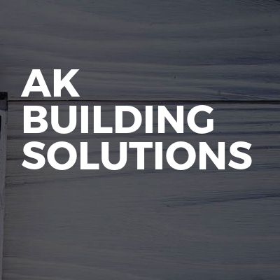 AK building solutions