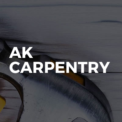 Ak carpentry