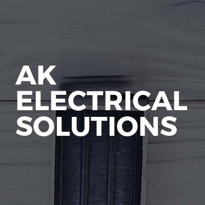 AK Electrical Solutions