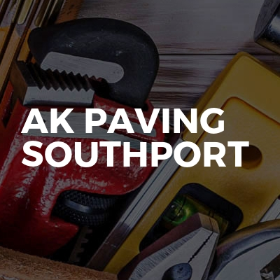 AK Paving Southport