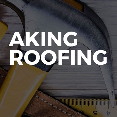 AKING ROOFING