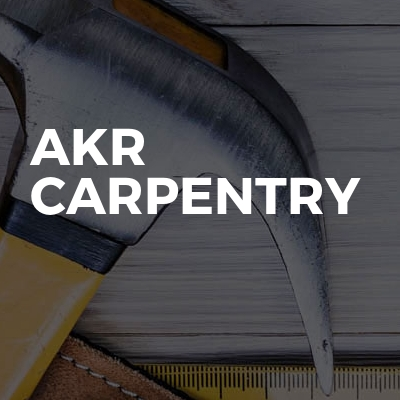AKR  Carpentry & Kitchens (Home Interiors)