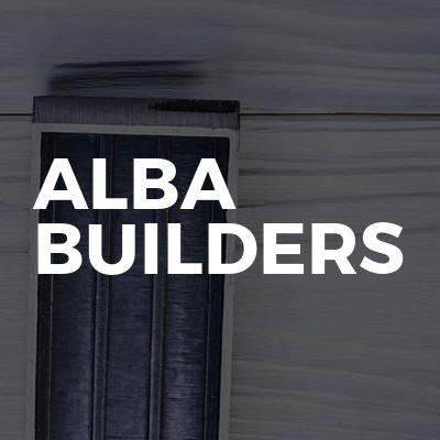 alba builders