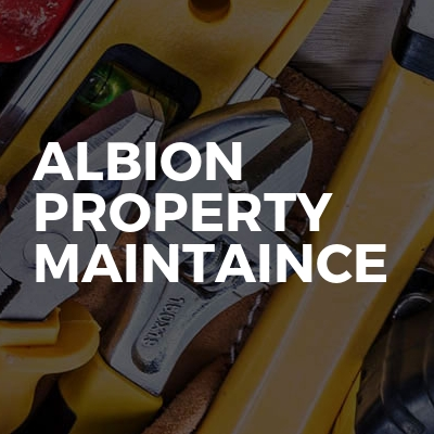 Albion property maintaince