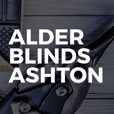 Alder Blinds Ashton
