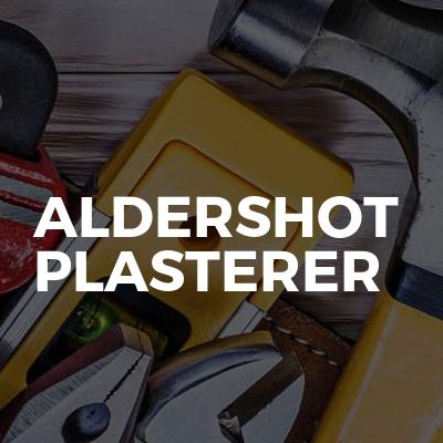 Aldershot Plasterer