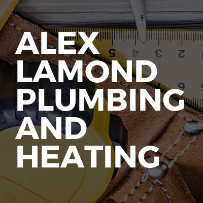 Alex Lamond Plumbing And Heating