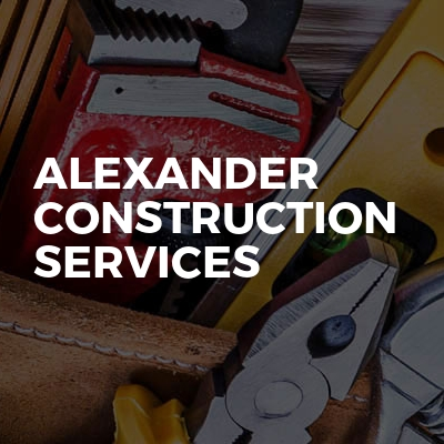 Alexander Construction Services